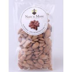 Ristede nødder og mandler 12 poser