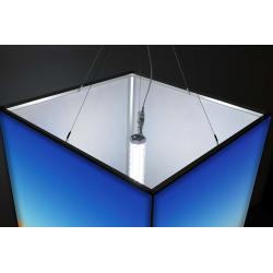 KD 360° lampe til Cubox