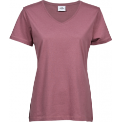 Tee Jays - Womens Luxury V-neck Tee