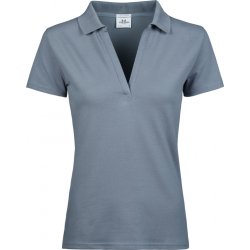 Tee Jays - Womens Luxury Stretch V-neck Polo