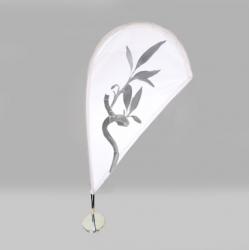 Teardrop, mini beachflag