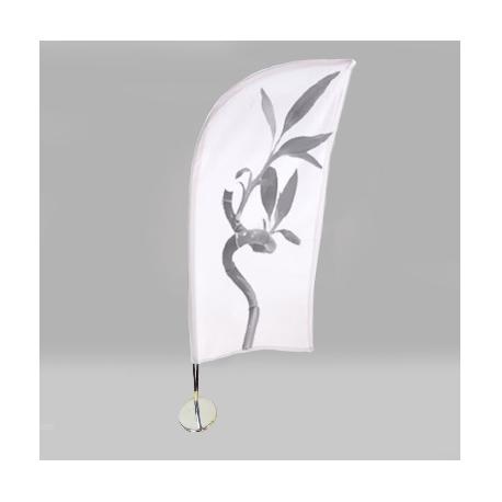 Adivin - Feather, mini beachflag