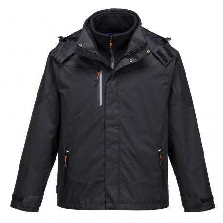 Radial 3 i 1 jakke