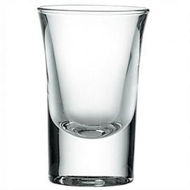 24 stk. bitterglas, hot shot, 3,4 cl..