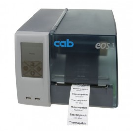 Thermal Transfer Label Printer - HiQ-EOS-1