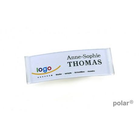 375211 Reverse skilt polar plastik