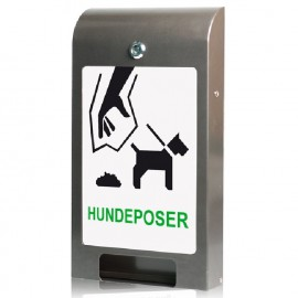 Hundeposer dispenser