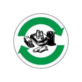 IC Skilte - Batterier
