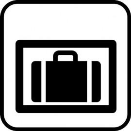 IC Skilte - Bagage
